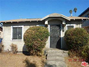 Photo of 3863 MONTCLAIR Street, Los Angeles , CA 90018 (MLS # 17288654)