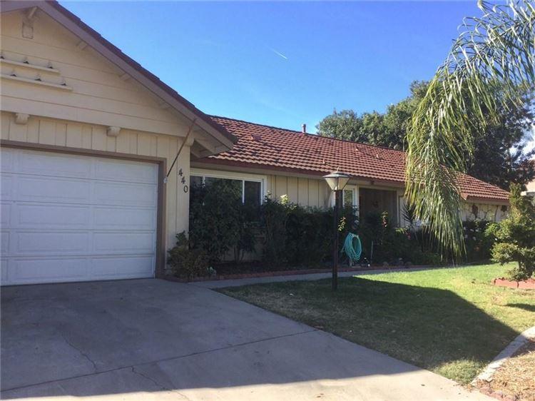 Photo for 440 North STECKEL Drive, Santa Paula, CA 93060 (MLS # SR17251664)