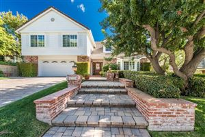 Photo of 5754 WILLOWTREE Drive, Agoura Hills, CA 91301 (MLS # 217013665)