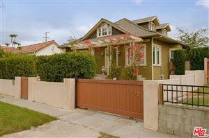 Photo of 1430 CARMONA Avenue, Los Angeles , CA 90019 (MLS # 17257670)