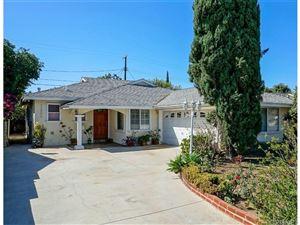 Photo of 13906 WYANDOTTE Street, Van Nuys, CA 91405 (MLS # SR17221673)
