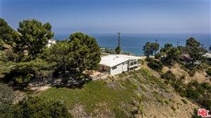 Photo of 4563 VIA VIENTA Street, Malibu, CA 90265 (MLS # 17260684)