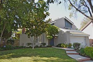 Photo of 1969 NETTLEBROOK Street, Westlake Village, CA 91361 (MLS # 217007691)