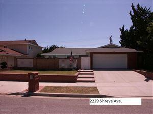 Photo of 2229 SHREVE Avenue, Simi Valley, CA 93063 (MLS # 217007692)