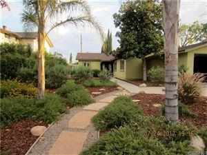 Photo of 17140 DONMETZ Street, Granada Hills, CA 91344 (MLS # SR17169697)
