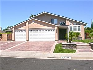 Photo of 2911 CANNA Street, Thousand Oaks, CA 91360 (MLS # 217007698)