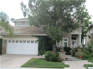 Photo of 25728 WILDE Avenue, Stevenson Ranch, CA 91381 (MLS # SR17181699)