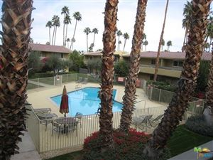 Photo of 1900 South PALM CANYON Drive #29, Palm Springs, CA 92264 (MLS # 17263036PS)