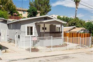Photo of 447 JAMES STREET, Los Angeles , CA 90065 (MLS # 817000705)