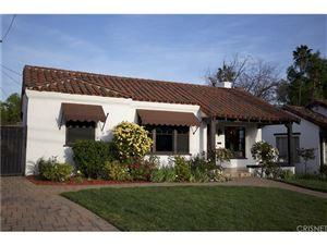 Photo of 1722 North HOLLISTON Avenue, Pasadena, CA 91104 (MLS # SR17163705)