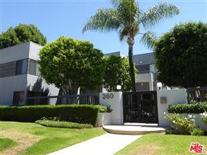 Photo of 360 South LOS ROBLES Avenue #10, Pasadena, CA 91101 (MLS # 17270724)