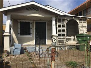 Photo of 315 North LA FAYETTE PARK Place, Los Angeles , CA 90026 (MLS # SR17050732)