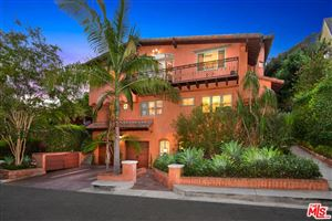 Photo of 2227 FERN DELL Place, Los Angeles , CA 90068 (MLS # 17269734)