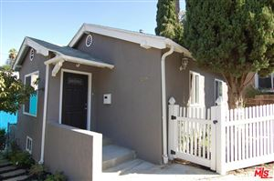 Photo of 3218 DESCANSO Drive, Los Angeles , CA 90026 (MLS # 17278734)