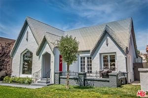 Photo of 161 South POINSETTIA Place, Los Angeles , CA 90036 (MLS # 17253738)