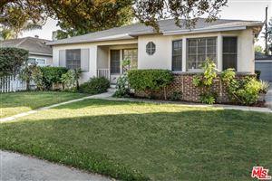 Photo of 16822 MARGATE Street, Encino, CA 91436 (MLS # 17282740)