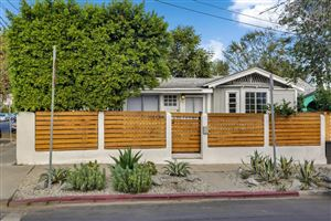 Photo of 2155 CLINTON ST Street, Los Angeles , CA 90026 (MLS # 817002742)