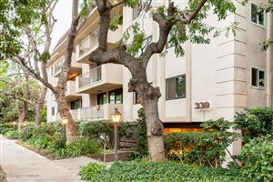 Photo of 330 West CALIFORNIA W Boulevard #213, Pasadena, CA 91105 (MLS # 817002746)