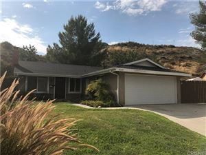 Photo of 14625 MUMS MEADOW Court, Canyon Country, CA 91387 (MLS # SR17202748)