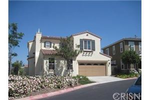 Photo of 26018 CAYMAN Place, Newhall, CA 91350 (MLS # SR17218749)