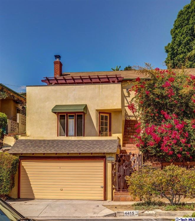 Photo for 4415 ELLENWOOD Drive, Los Angeles , CA 90041 (MLS # 317006750)