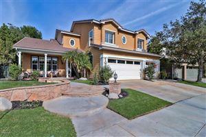 Photo of 211 KNOLL RIDGE Road, Simi Valley, CA 93065 (MLS # 217013759)
