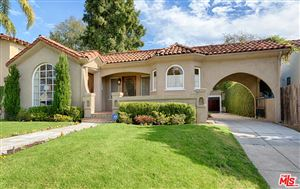 Photo of 1232 South CURSON Avenue, Los Angeles , CA 90019 (MLS # 17287760)