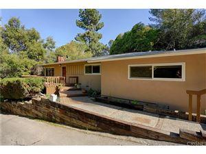 Photo of 3720 BROADLAWN Drive, Los Angeles , CA 90068 (MLS # SR17211761)