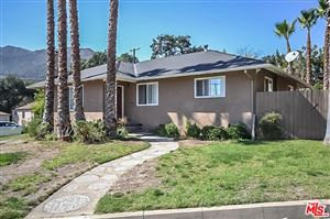 Photo of 4105 LAUDERDALE Avenue, Glendale, CA 91214 (MLS # 17288762)
