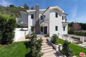Photo of 12090 CHALON Road, Los Angeles , CA 90049 (MLS # 17267764)