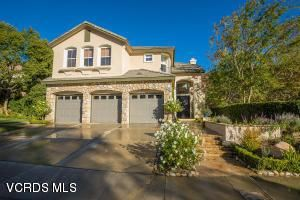 Photo of 6108 DEERBROOK Road, Oak Park, CA 91377 (MLS # 217012764)