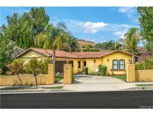Photo of 5055 DANTES VIEW Drive, Calabasas, CA 91301 (MLS # SR17207766)