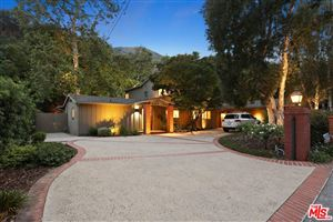 Photo of 2969 MANDEVILLE CANYON Road, Los Angeles , CA 90049 (MLS # 17253778)