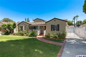 Photo of 4734 GREENBUSH Avenue, Sherman Oaks, CA 91423 (MLS # 317006781)