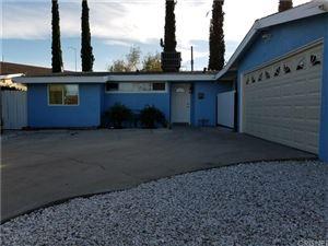 Photo of 14510 JAGUAR Street, Mission Hills San Fernando, CA 91345 (MLS # SR17273781)