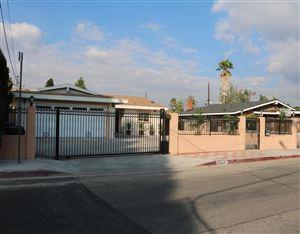 Photo of 12257 HART Street, North Hollywood, CA 91605 (MLS # 317006784)