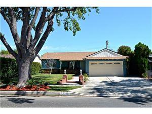 Photo of 22715 GAULT Street, West Hills, CA 91307 (MLS # SR17166786)