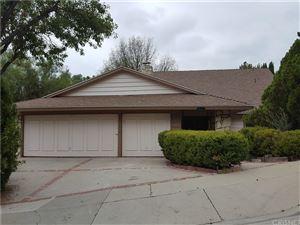 Photo of 4137 JIM BOWIE Road, Agoura Hills, CA 91301 (MLS # SR17216786)