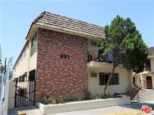 Photo of 837 South ARDMORE Avenue, Los Angeles , CA 90005 (MLS # 17260794)