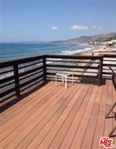 Photo of 24508 MALIBU Road #upr, Malibu, CA 90265 (MLS # 17270796)