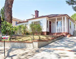 Photo of 3219 HENRIETTA Avenue, Glendale, CA 91214 (MLS # 817000799)