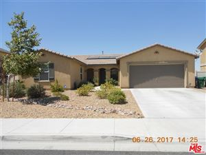 Photo of 6601 LASSERON Drive, Palmdale, CA 93552 (MLS # 17245810)