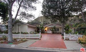 Photo of 5925 PASEO CANYON Drive, Malibu, CA 90265 (MLS # 17256814)