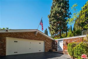 Photo of 8501 ALLENWOOD Road, Los Angeles , CA 90046 (MLS # 17260814)