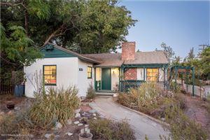 Photo of 1020 North MENTOR Avenue, Pasadena, CA 91104 (MLS # 817001814)