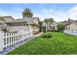 Photo of 5428 SALOMA Avenue, Sherman Oaks, CA 91411 (MLS # SR17258822)