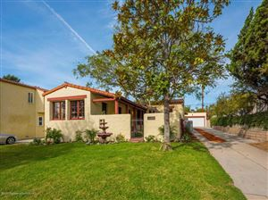 Photo of 1359 SONORA Avenue, Glendale, CA 91201 (MLS # 817002831)