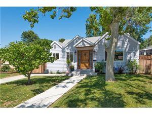 Photo of 5220 SYLMAR Avenue, Sherman Oaks, CA 91401 (MLS # SR17133832)