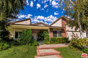 Photo of 6329 MEADOW HAVEN Drive, Agoura Hills, CA 91301 (MLS # 17265840)