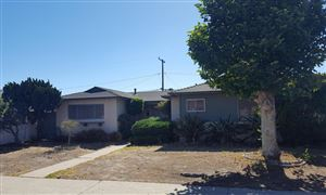 Photo of 3053 South B Street, Oxnard, CA 93033 (MLS # 217007850)